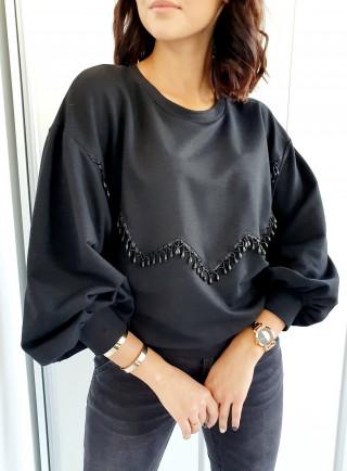 Bluza LIVORNO czarna