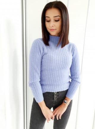 Sweter DISI II niebieski