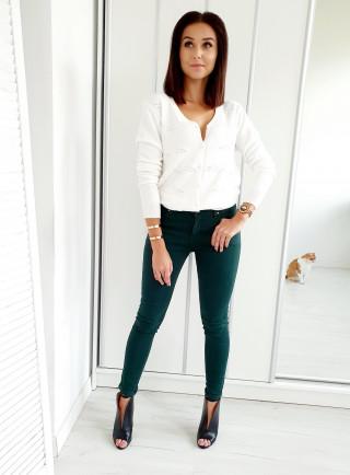 Spodnie YOUR zielone