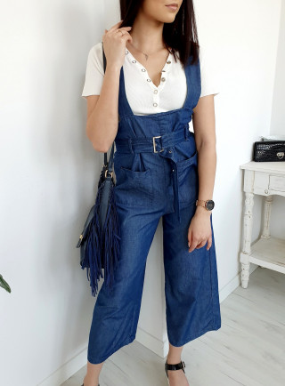 Spodnie KANGOO ciemny jeans