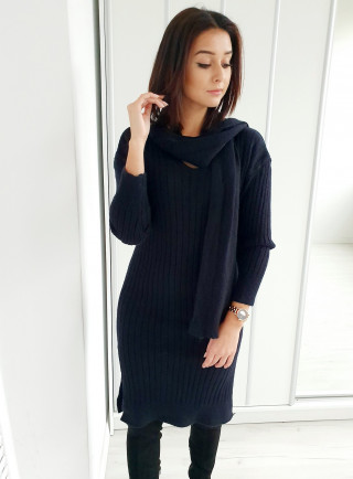 Sukienka MANABA czarna