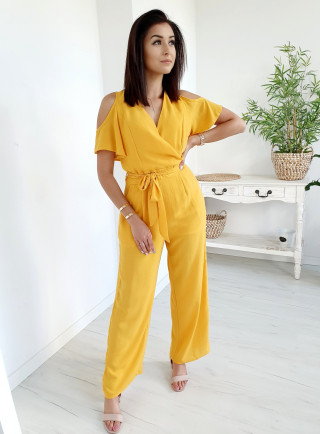 Kombinezon SARA żółty