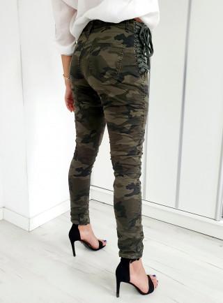 Spodnie ARMY khaki