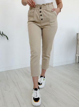 Militarne spodnie CLASSIC moro