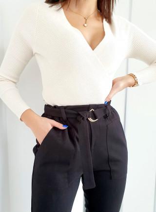 Spodnie FORLI czarne