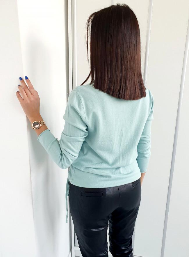 Klasyczne spodnie SNAKE blu