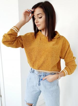 Sweter INGRID żółty