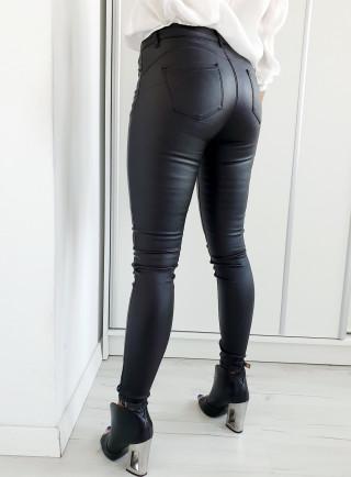 Spodnie woskowane LOLITA
