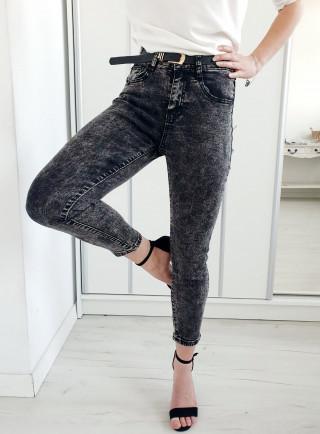 Spodnie MARMO czarne