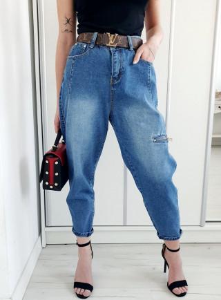 Spodnie slouchy RULES