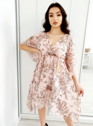Sukienka LOTTE puder