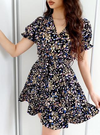 Sukienka PALERMO czarna