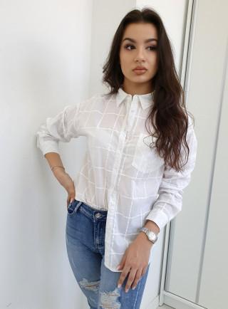 Koszula BUONO biała