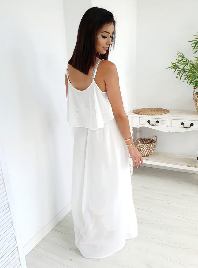 Sukienka z giupiurą VALENTINA