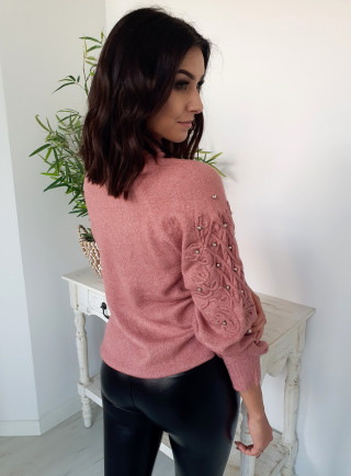 Sweter CANDY rosa