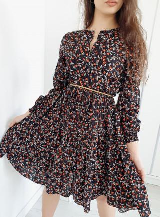 Sukienka CHARLOTTE czarna