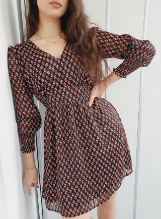 Sukienka CREMA czarna