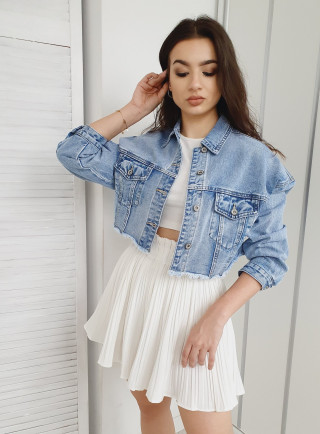 Spódnica PERFECT biała