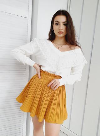Spódnica PERFECT żółta