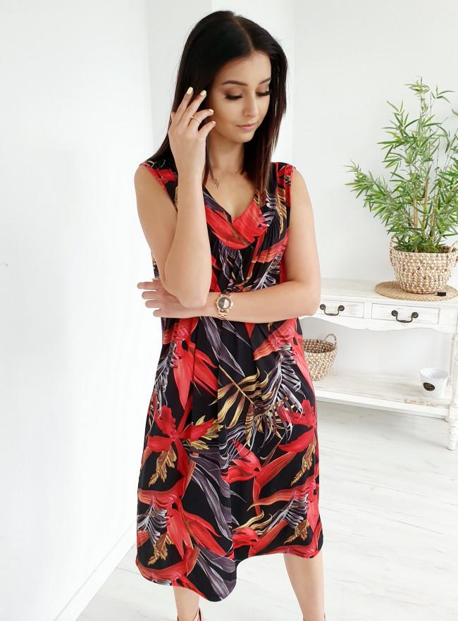 Elegancka sukienka ALANIS