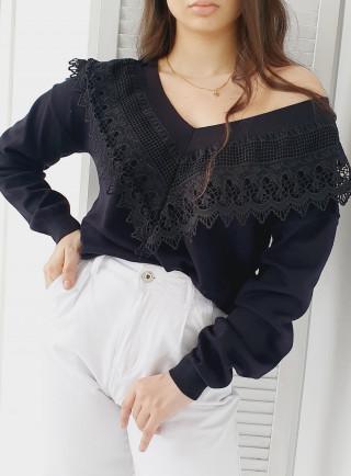 Sweter CARRY czarny