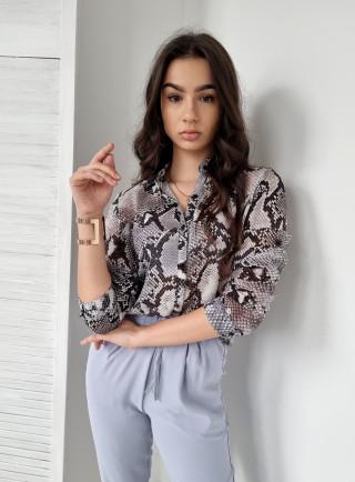 Koszula LISA szara