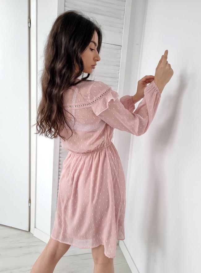 Sweterek gipiura ABREU