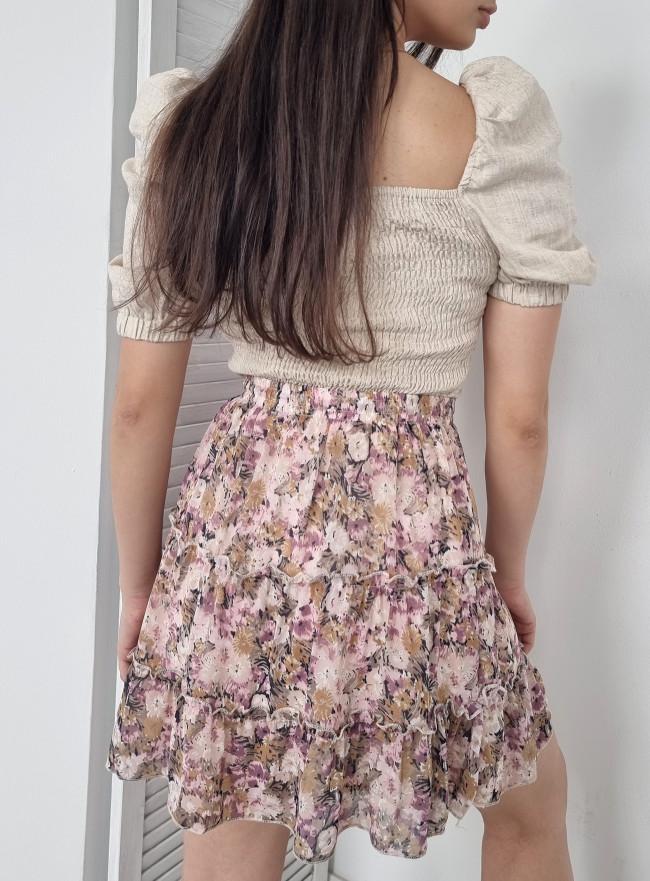 Sukienka RIRI różowa