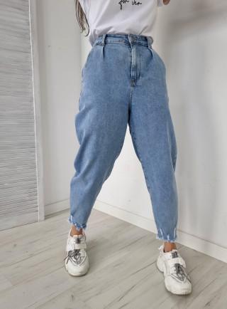 Spodnie slouchy LOVERE jeans
