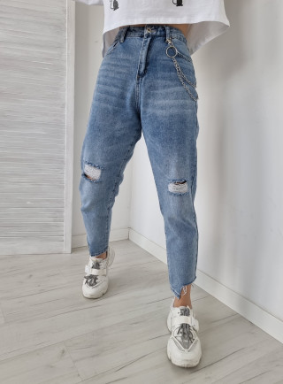 Spodnie MOM FIT jeans