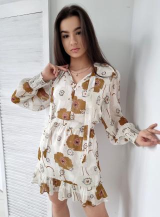 Sukienka IRIS biała