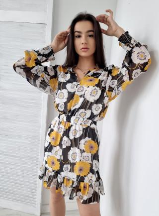 Sukienka IRIS czarna