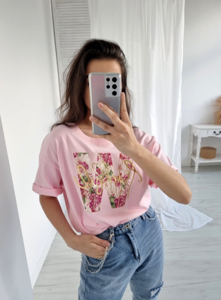 T-shirt ASTRO puder