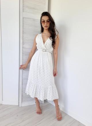 Sukienka MOLISE biała