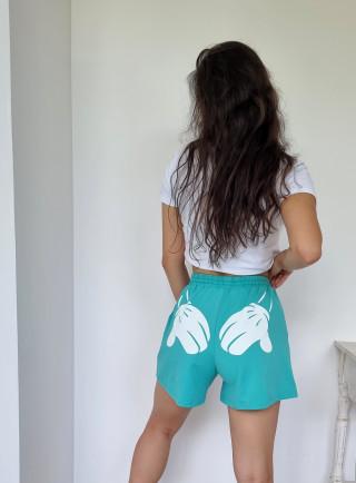 Spódnica maxi KIM niebieska