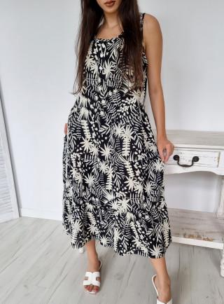 Sukienka ANASTASIA czarna