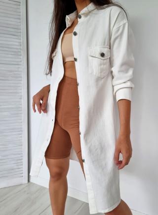 Bluzka hiszpanka COURTNEY biała