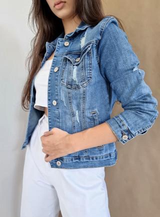 Katana przetarcia DANTE jeans