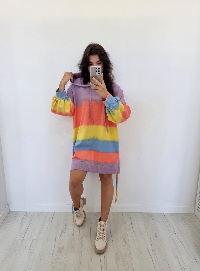 Sweter PENNE szary