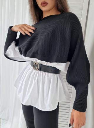 Sweter WENDY biały