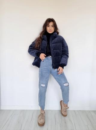 Sweterek SILVER szary