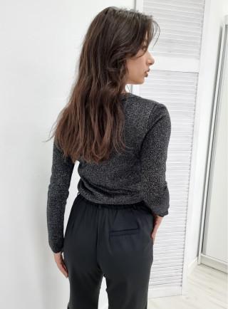 Bawełniana bluzka NEDISA biała