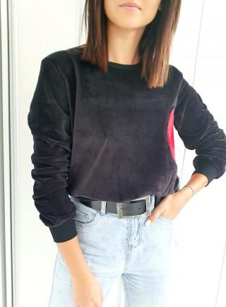 Bluza PLUSH czarna