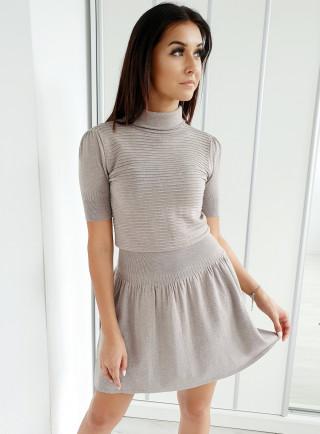 Sukienka ZORKA beż