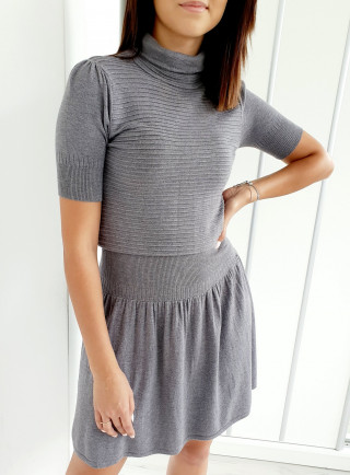 Sukienka ZORKA szara