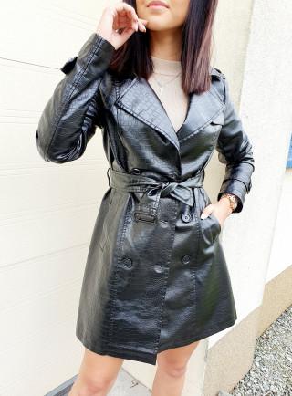 Płaszcz DONCIA czarny