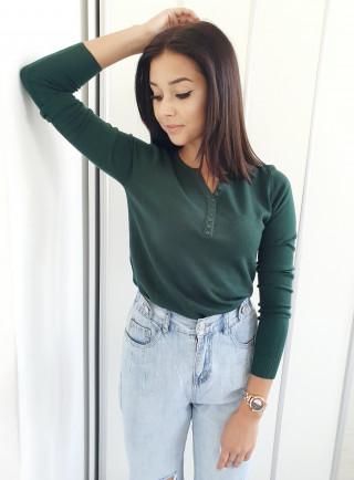 Sweter TREVEJO zielony