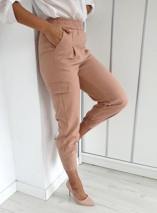 Spodnie GUARDA puder