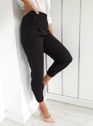 Spodnie GUARDA czarne