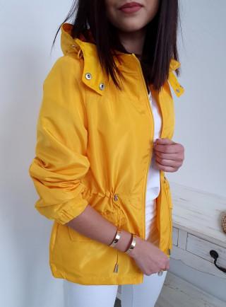 Kurtka SPRING żółta